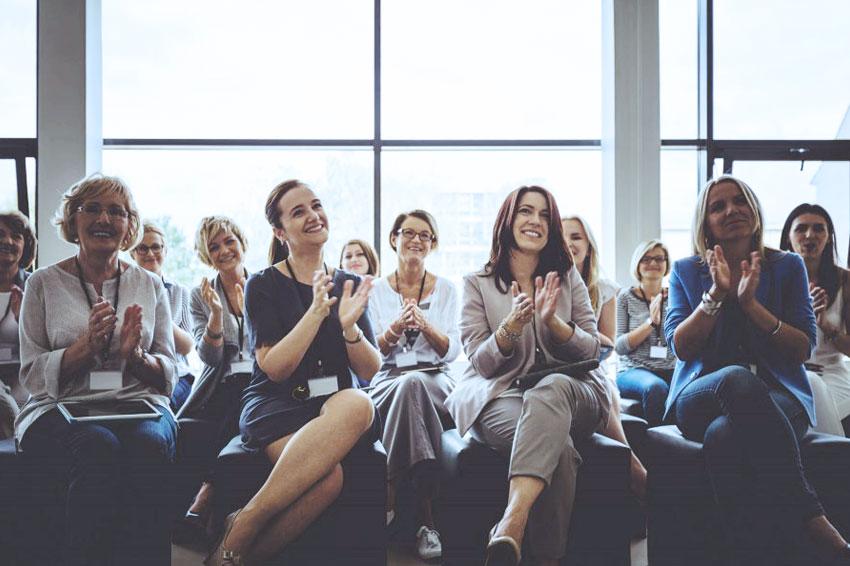 Как курсы для женщин помогают решить любую проблему