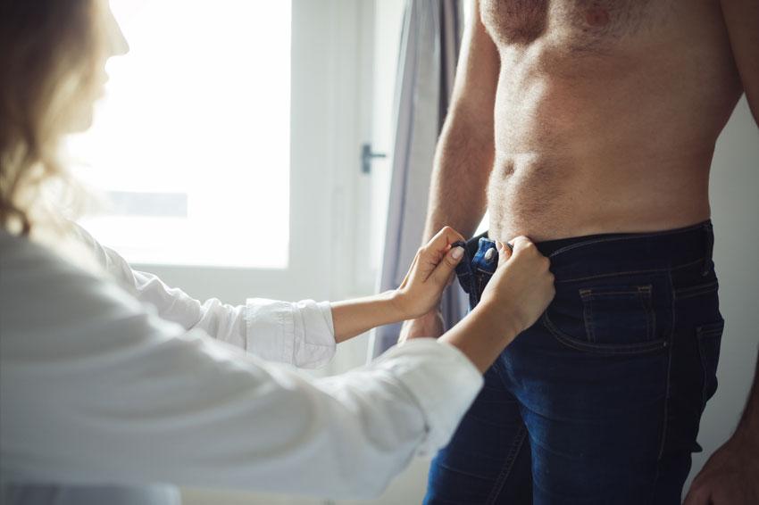 как сделать эротический массаж мужчине