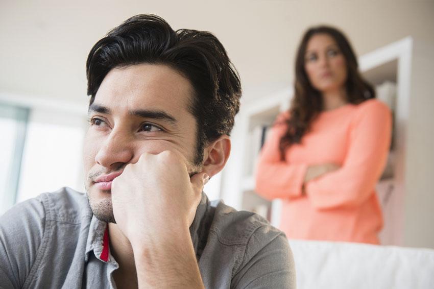 Почему мужчина теряет интерес?