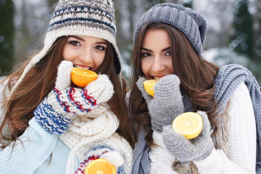 Укрепляем иммунитет зимой – просто и надежно